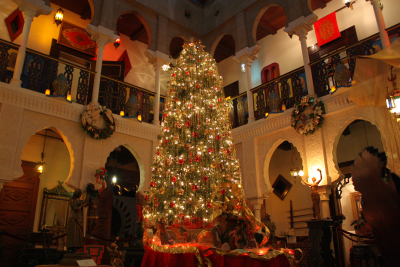 Villa Zorayda Museum's Christmas Tree Lighting Holiday Tour