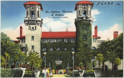 Meet the Collections and Curators: World War II in Northeast Florida
