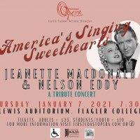 CANCELED - America's Singing Sweethearts: A Tribute to Jeanette MacDonald & Nelson Eddy