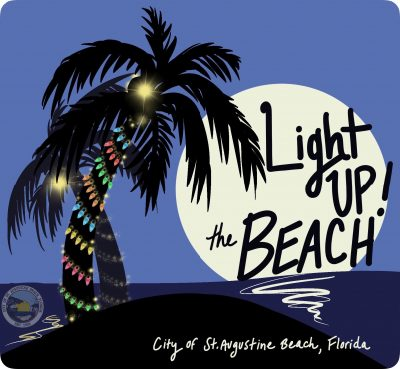 Holiday Night Market at the St. Augustine Beach Pier Park