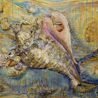 Butterfield Garage's January Feature Artist is Marine Artist Mike Fitzpatrick