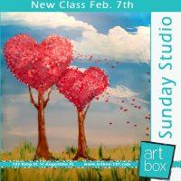 Sunday Studio Paint & Sip Class