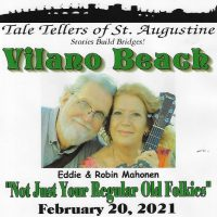 "Uncle Eddie & Robin Mahonen: ""Not Just Your Regular Old Folkies"""