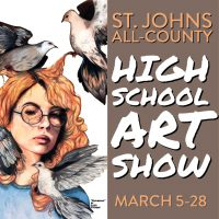 16th Annual St. Johns All-County High School Art S...