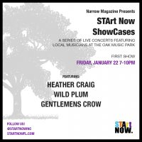STArt Now Showcase
