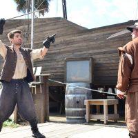"Historic Florida Militia presents ""School Of The 16th Century"""