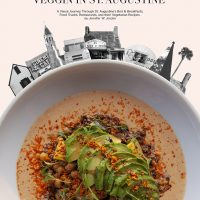 New Book Featuring Recipes From Local St. Augustine Restaurants Available Now!