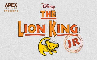 Apex Theatre Studio presents Lion King Jr.