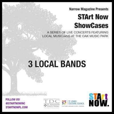 STArt Now Narrow Nights Showcase