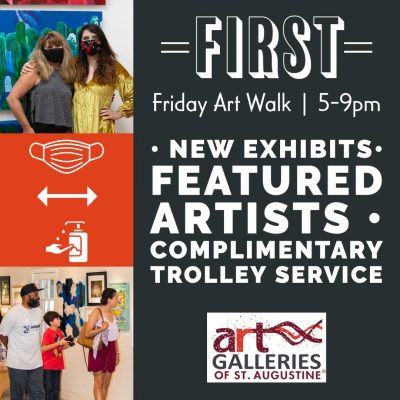 First Friday Art Walk: July 2