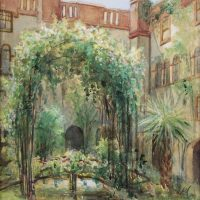 St. Augustine in a New Light: American Impressionism from the Collection of the Lightner Museum