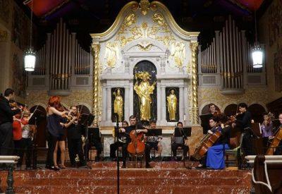 Sundays with SAMF: Jacoby Brass Quartet