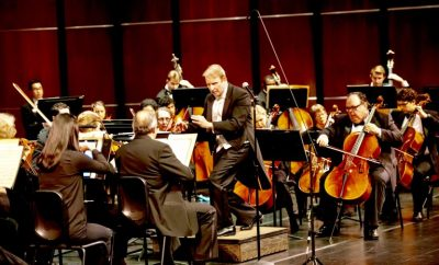"""GAINESVILLE ORCHESTRA in """"A Sonic Symphonic Spec..."""