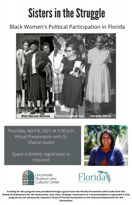 Sisters in the Struggle: Black Women's Political Participation in Florida