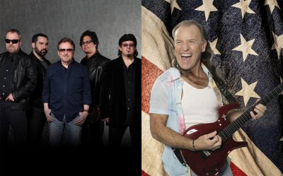 Blue Öyster Cult with special guests Mark Farner's American Band