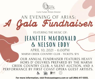 First Coast Opera Evening of Arias