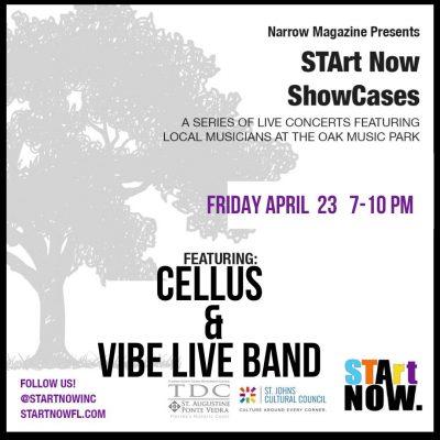 STArt Now Narrow Nights Showcase | Cellus & Vi...