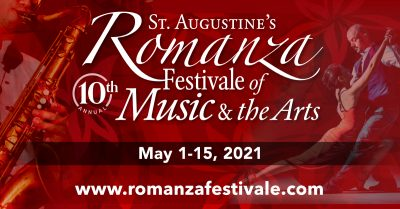 St. Augustine's Romanza Festivale of Music and the Arts