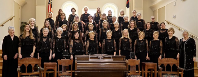 """Chamber Music Series: The North Florida Women's Chorale: """"I Dream a World"""""""