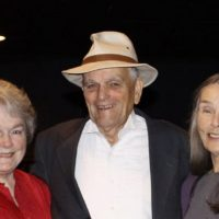 """The Three Tellers in """"Oldest City Tales: The Wea..."""