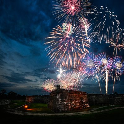 Fireworks Over the Matanzas | JULY 4, 2021