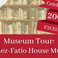 Museum Tour: Ximenez-Fatio House Museum