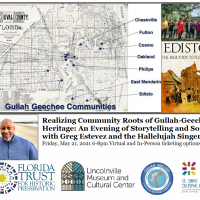 Realizing Community Roots of Gullah-Geechee Herita...
