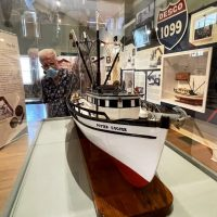 Shrimpin' Ain't Easy Exhibit at the St. Augustine Lighthouse & Maritime Museum