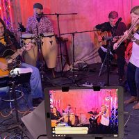 MUSIC BY THE SEA | The Carpetbaggers