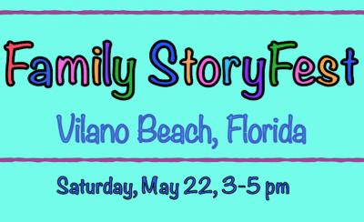Family StoryFest - Vilano Beach