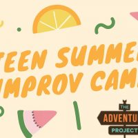 Teen Summer Improv Camp