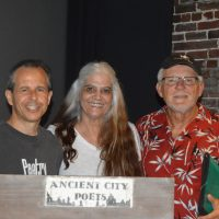 May Poetry Open Mic