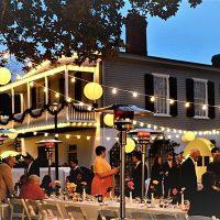 Dinner in the Garden: Sustainable St. Augustine