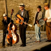 CONCERTS IN THE PLAZA | Lonesome Bert & the Skinny Lizards