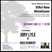 STArt Now Showcase: Jory Lyle & Rick Kennedy