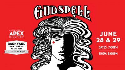 """Godspell"" presented by Apex Theatre Studio"