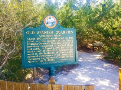 A Historical Look into the Old Spanish Quarries