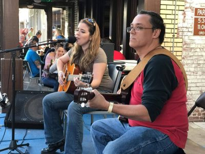 CONCERTS IN THE PLAZA   Timberwood