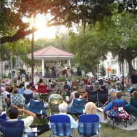 St Augustine's Concerts in the Plaza