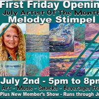 First Friday Featuring Melodye Stimpel
