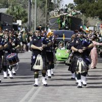 St. Augustine's St. Patrick's Day Parade