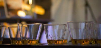 Celtic Whiskey Tasting