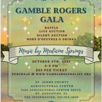 First Annual Gamble Rogers Gala