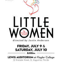 "APEX Theatre Studio presents ""Little Women: The Musical"""
