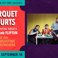 Sing Out Loud: Parquet Courts with special guest DEHD & flipturn