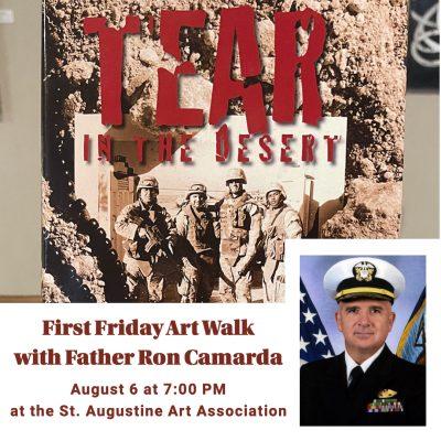 Tear in the Desert - A Presentation by Veteran Art...