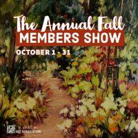Fall Members Show