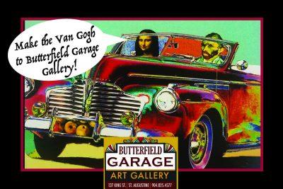 The 19th Annual Fine Art Garage Sale