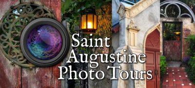 Saint Augustine Historic Photo Tours