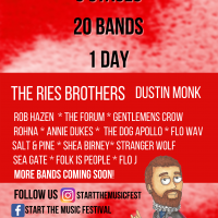 First Annual STArt the Music Festival